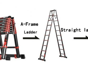 What is the longest telescopic ladder? 8.2M Telescopic Ladder