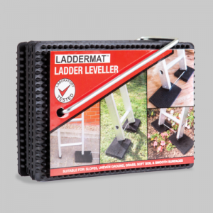 LadderMat Ladder Leveller Anti Slip Rubber Safety Mat ideal for Window Cleaners