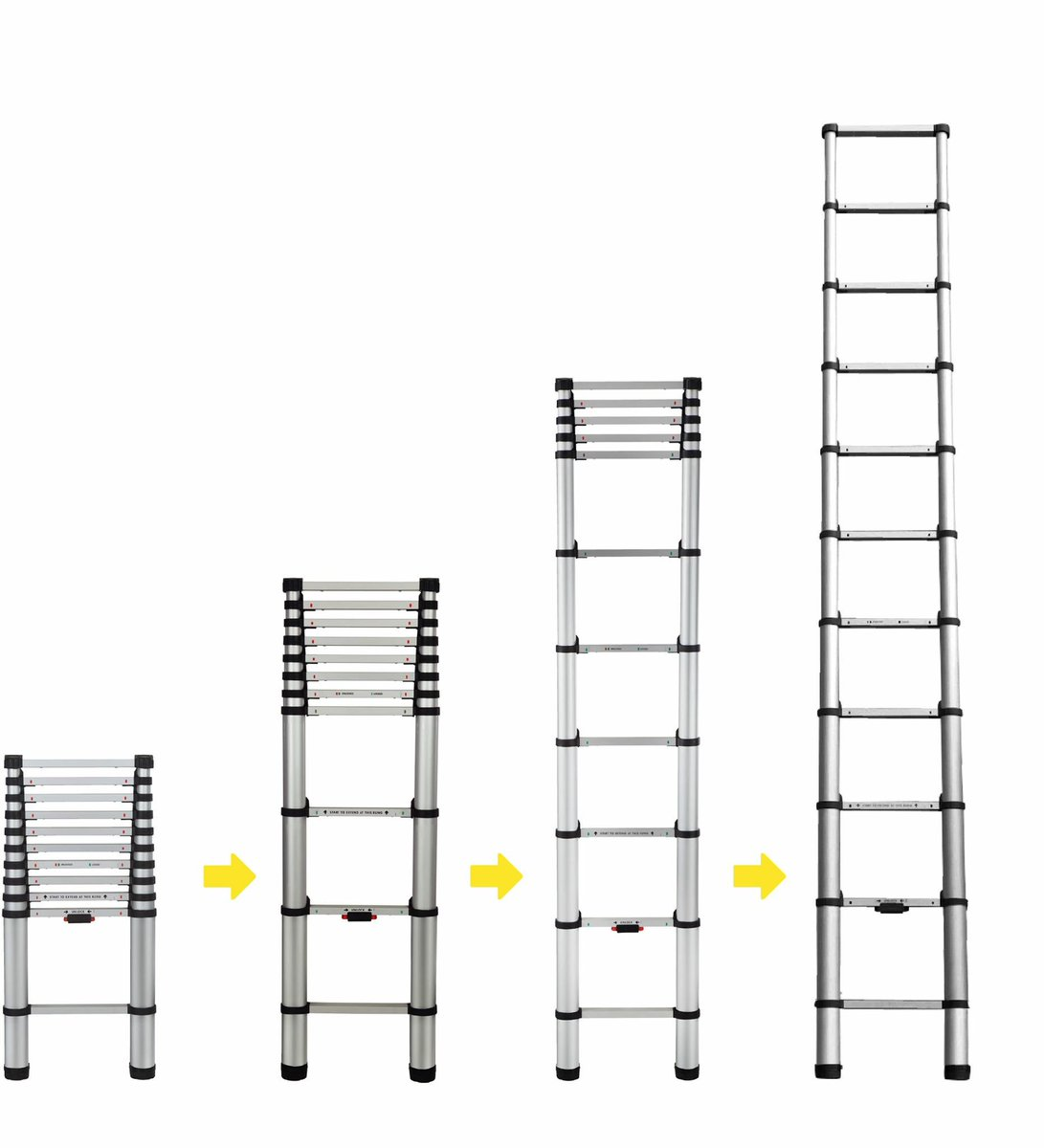 Do Telescopic Ladders Have To Be Fully Extended?