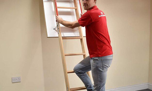 Best Loft Ladder 2021 UK